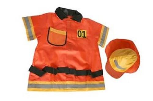 Детский Костюм Пожарника Своими Руками - dailyhill 03f06976859